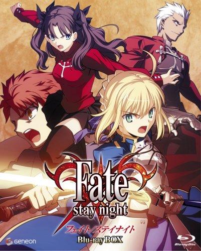 Fate/stay night Season 1 มหาสงครามจอกศักดิ์สิทธิ์ ซีซั่น 1