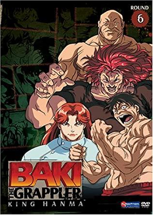 Baki the Grappler Season 1