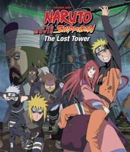 Naruto Shippuuden The Movie 4 (7) หอคอยที่หายสาปสูญ [จบ] พากย์ไทย